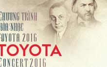 Hòa nhạc Toyota 2016