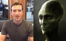 Ông chủ Facebook bị nghi là người ngoài hành tinh