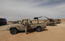 Phương Tây giúp Libya đánh IS