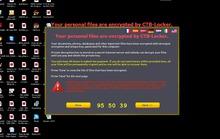 VNCERT: Cẩn thận với hình thức lây nhiễm mới của virus tống tiền