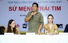 """Thanh Thúy, Đức Thịnh giới thiệu """"con thứ tư"""""""