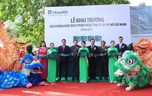 Manulife Việt Nam mở văn phòng giao dịch mới