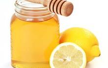 Lợi ích khi uống mật ong với chanh vào buổi sáng