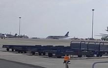 Máy bay bị không tặc ép hạ cánh khẩn cấp