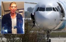 Kẻ không tặc máy bay Ai Cập đầu hàng