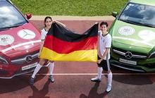 Mercedes-Benz Việt Nam cổ vũ đội tuyển Đức tại Euro 2016