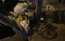 Nhầm chân ga, tài xế xe khách tông trọng thương người nhặt ve chai