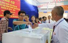 Đến 14 giờ, 80,51% cử tri cả nước đã đi bầu cử