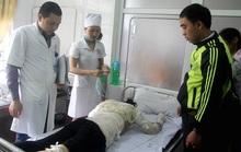 Nổ lớn tại Nghệ An, 11 người bị thương nặng