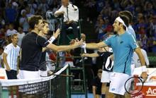 Có Murray, tuyển Anh vẫn mất ngôi vô địch Davis Cup