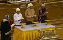 Tân tổng thống Myanmar tuyên thệ nhậm chức