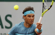 Nadal khẳng định vị thế ứng viên vô địch