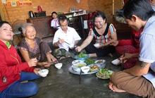 Tết sum vầy của gia đình ông Huỳnh Văn Nén