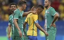 Olympic Brazil lại gây thất vọng nặng nề