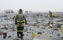 Máy bay rơi ở Nga không phải do khủng bố