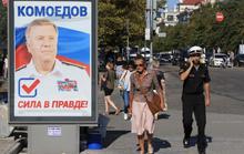 Nga bầu cử hạ viện trong ảm đạm