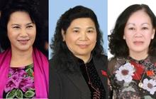 3 nữ ủy viên Bộ Chính trị là lãnh đạo Quốc hội