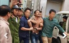 Nam thanh niên đập phá nghĩa trang, chém cảnh sát bị thương