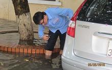 Coi chừng xe bị ngập nước