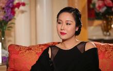 Hoa hậu Ngô Phương Lan khoe bụng bầu
