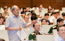 Tái chất vấn Bộ trưởng Nội vụ về Trịnh Xuân Thanh