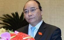 Ông Nguyễn Xuân Phúc được giới thiệu bầu làm Thủ tướng
