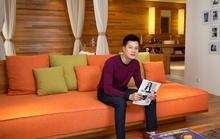 Thăm không gian đẹp như resort của ca sĩ Quang Dũng
