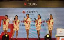 Ra mắt thương hiệu điện thoại Nhật Bản - FREETEL