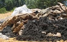 Hàng trăm tấn chất thải Formosa chuyển ra Phú Thọ