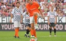 Chết cười với màn chế giễu cú đá penalty hỏng của Zaza