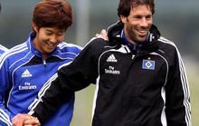 """""""Sát thủ"""" Son Heung Min mang ơn Nistelrooy"""