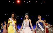 Cận cảnh nhan sắc Tân Hoa hậu Thế giới