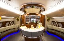 Những khoang VIP sang nhất của các hãng hàng không