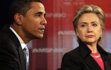 Tổng thống Obama hối bà Clinton nhận thua sớm
