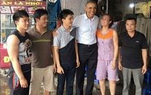 """""""Lúc ông Obama hỏi, tôi rất run và hạnh phúc"""""""