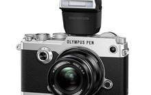 Olympus Pen-F, máy ảnh mirrorless hiện đại dáng hoài cổ