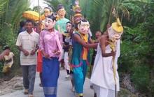 Đồng bào Khmer tưng bừng đón Tết Chôl Chnăm Thmây