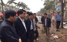 Vụ nổ kinh hoàng ở Hà Nội do cưa đồng nát