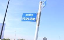 TP HCM chính thức đặt tên đường Võ Chí Công