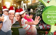 Lễ hội Giáng Sinh tại The Oxygen