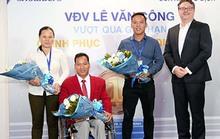 """Head & Shoulders """"tiếp lửa"""" cho nhà vô địch Lê Văn Công"""