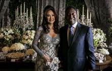 Vua bóng đá Pele cưới vợ lần 3 ở tuổi 75