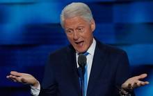 Ông Clinton lỡ lời về bệnh tình của bà Hillary
