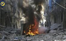 Quân Assad tấn công trên bộ khốc liệt tại Aleppo