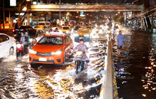 Bangkok khổ sở trong ác mộng bì bõm