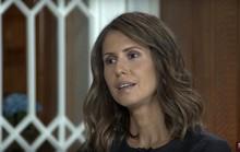 Vợ Tổng thống Assad bất ngờ lên tiếng
