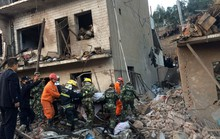 Nổ lớn ở Trung Quốc, 7 người thiệt mạng