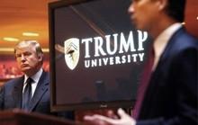 Ông Trump bất ngờ chi 25 triệu USD dàn xếp vụ kiện ĐH Trump