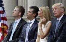 Công ty của ông Trump bỏ túi 12,5 triệu USD từ chiến dịch tranh cử