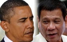 Tổng thống Mỹ sắp gặp người trừng phạt Philipines